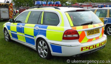 Sv05 Cxo Grampian Police Jaguar X Type