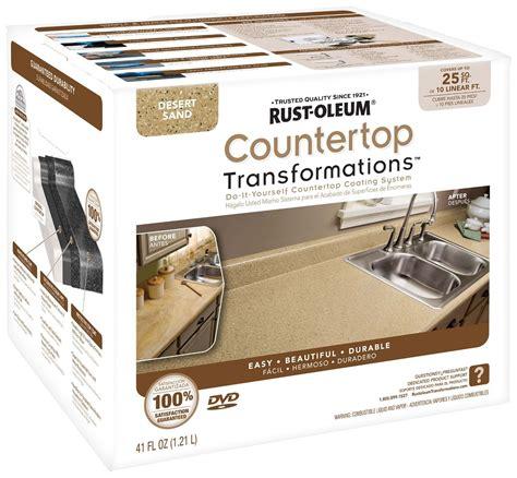 buy the rust oleum 258514 countertop transformations kit