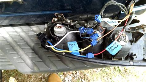 2002 Nissan Frontier Trailer Wiring by 02 Nissan Frontier Trailer Lights Without Oem 4 Pin