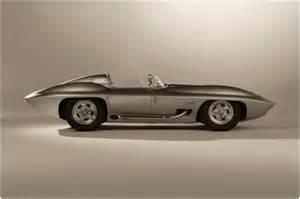 1958 Corvette Stingray Race Car