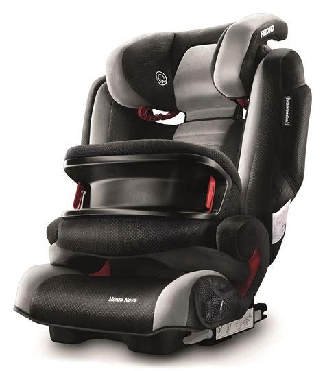 recaro si e auto recaro child car seat monza is seatfix 2015 graphite
