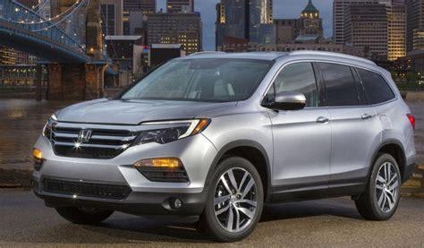 2019 Honda Pilot Redesign And Specs  2019 Car Reviews