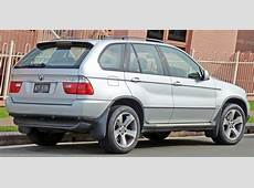 2003 Bmw X5 e53 – pictures, information and specs Auto