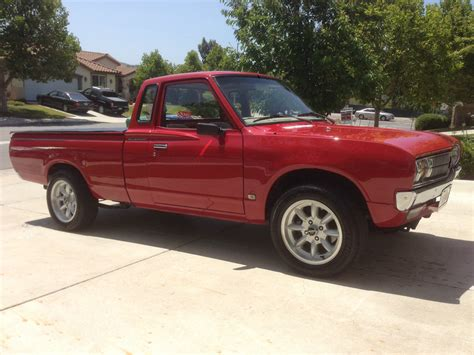 Datsun Truck Parts by Datsun 1979 Pl620 King Cab Custom One Of A 510