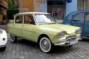 Citroën Ami 6 : 1961 citroen ami photos informations articles ~ Medecine-chirurgie-esthetiques.com Avis de Voitures