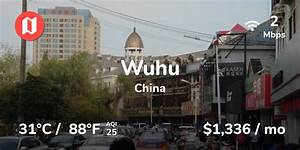 Cost Of Living In Wuhu  Prices Updated Dec 2020