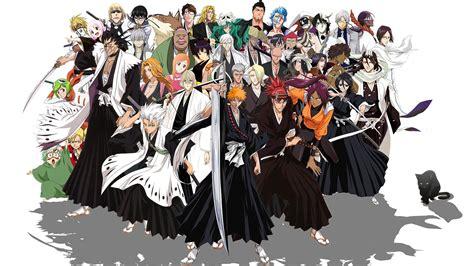 Anime Bleach Wallpapers PixelsTalk Net