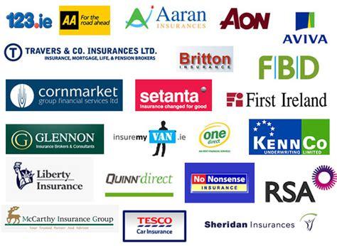 compare insurance companies ireland