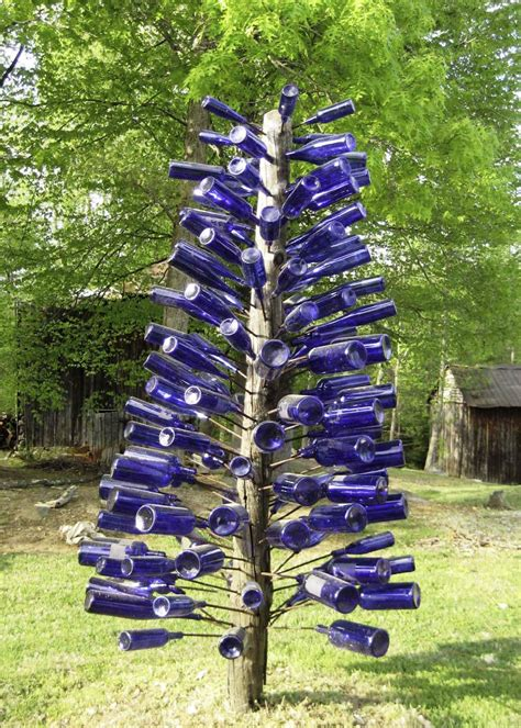 our yards bottle trees in consulting