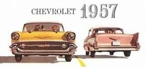 1957 Chevrolet Wiring Diagram