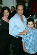 William Fichtner with his wife and son - Prison Break ...