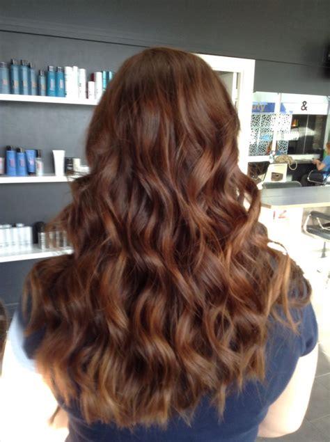 Ghd Curls Hairstyles by Ghd Curls Hair Styling Copperhair Rochelles