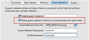 The  Blog How To Create A Guest Wi