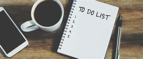how to make a to do list in word how to make the most of your to do list 7 styles to try