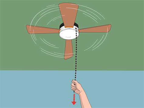 changing a ceiling fan how to replace a ceiling fan with pictures wikihow