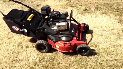 New Exmark 30 and Lawn Solutions seeder project YouTube