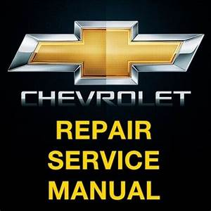 Chevy Astro Van 2000 2001 2002 2003 2004 2005 Factory Service Repair Manual