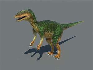 Gojirasaurus 3D Model – VR – AR Ready - 3D Models World
