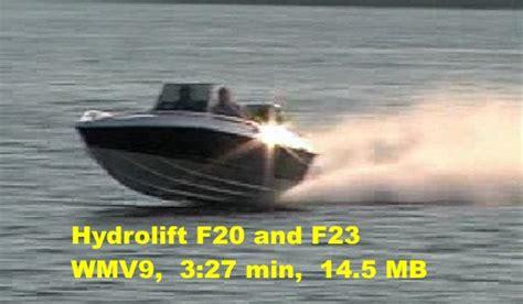 Hydrolift database