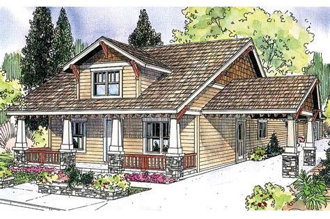 Bungalow House Plans  Markham 30575  Associated Designs