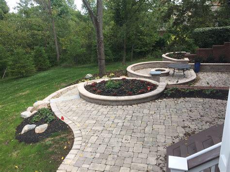 Unilock Patio - columbus unilock patio and hardscapes builder