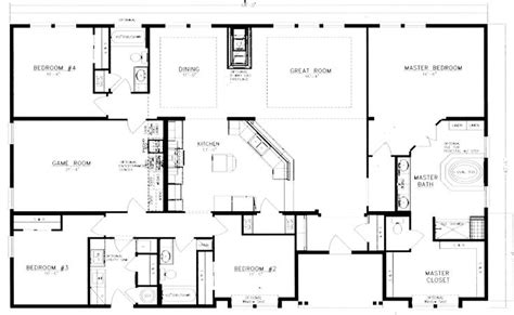 40x60 open floor plans 25 best ideas about home floor plans on house