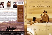 The Hi-Lo Country - Movie DVD Scanned Covers - 1070The Hi ...