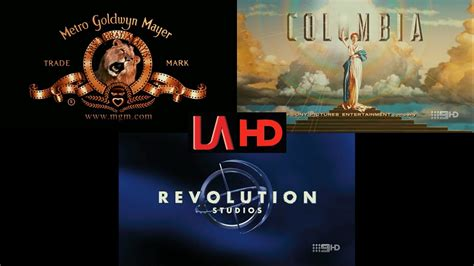 metro goldwyn mayercolumbiarevolution studios youtube