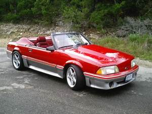 Highly Modified Ford Mustang GT Convertible, 351W Fox Body for sale - Ford Mustang 1988 for sale ...