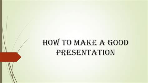 How To Make A Good Presentation  Ppt Video Online Download. Transcription Resume. Sample Resume For Warehouse Supervisor. Resume Academic Projects. Resume Format Styles. Cia Resume. Program Director Resume Sample. Sample Entry Level Sales Resume. Senior It Auditor Resume