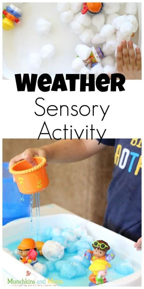 best 25 weather activities preschool ideas on 608 | 3c0701645e63d673186c3524d87b2525 sensory activities preschool weather crafts preschool