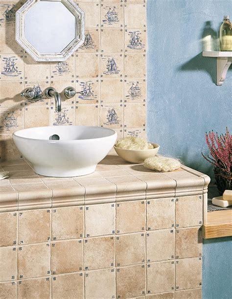 Fliesenspiegel Küche Mediterran by Fliesen Landhausstil Hausdesign Interesting Idea