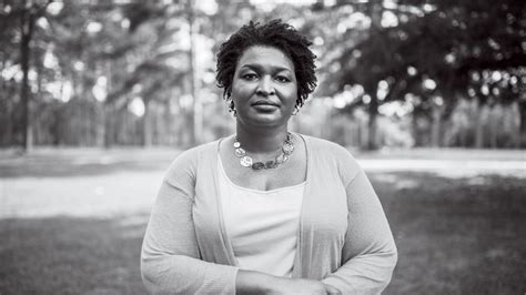 stacey abrams   fight  good fight allure