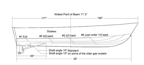 Boat Transom Dimensions by Cardinal Trailer Specs For Bertram 31 Hull