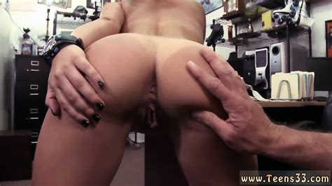 Tight Teen First Anal A Tip For The Waitress EPORNER