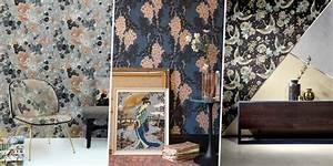 Papier Peint Japonisant : papier peint japonisant notre s lection pour une d co ~ Premium-room.com Idées de Décoration