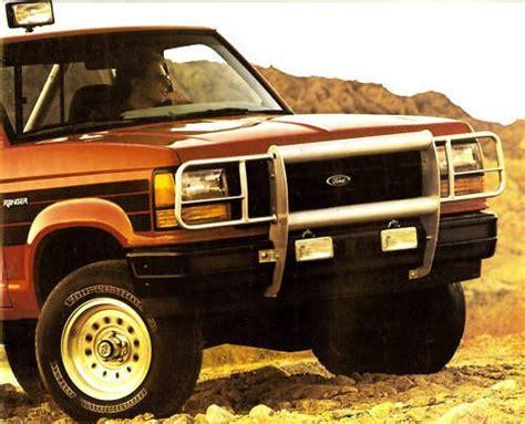 buy  ford ranger factory brochure supercab xlt sxt