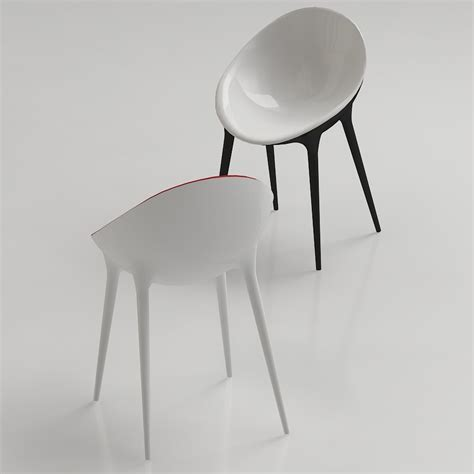 3d Philippe Starck  Impossible Chair  High Quality 3d Models