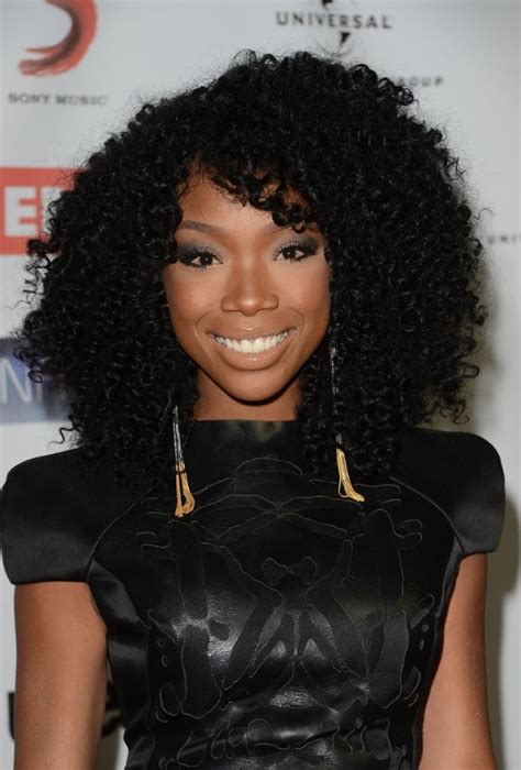 long black naturally curly hairstyles for 2013