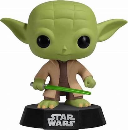 Yoda Funko Pop Head Bobble Wars 300g