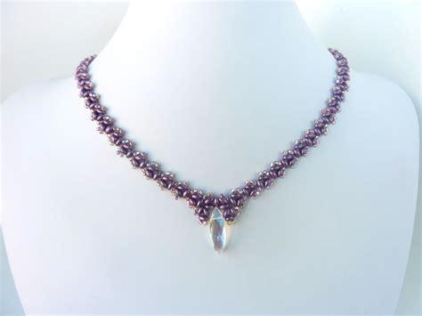 Free Beading Pattern For Necklace Twin Drop  Beaddiagramsm. Design Beads. Triangle Rings. Crystal Swarovski Pendant. Sapphire Emerald. Purple Blue Sapphire. Child Necklace. Green Jade Earrings. Tassel Earrings