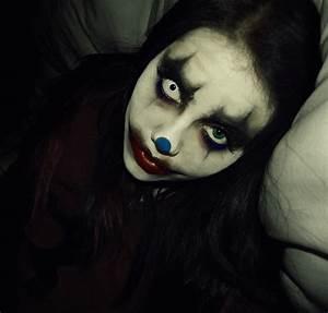 Scary Clowns Makeup