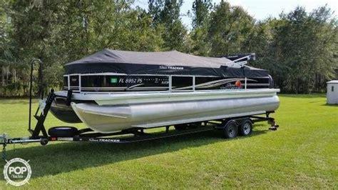 Pontoon Boats For Sale Sarasota Fl by 2014 Sun Tracker 26 Pontoon Boat For Sale In Quincy Fl