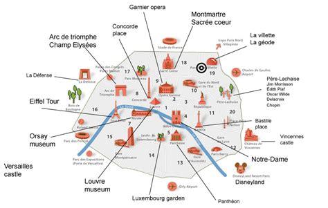 Carte Avec Monuments Historiques by Carte Des Monuments De Wx84 Jornalagora