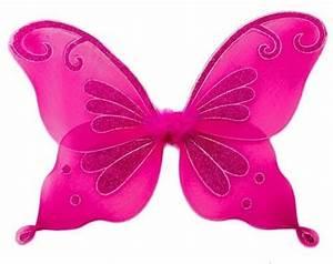Hot Pink Fairy Wings | kids - birthday - fairy | Pinterest