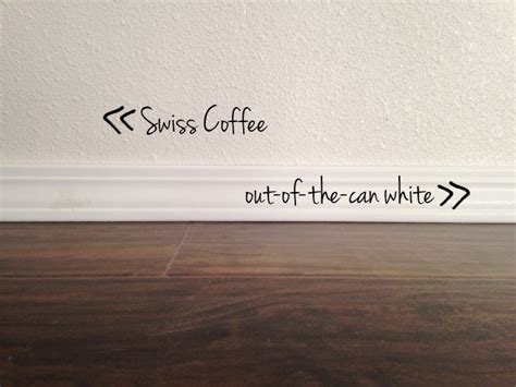 swiss coffee paint benjamin search paint