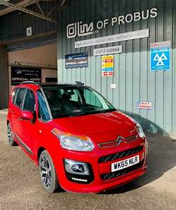 Citroen C3 Picasso 1 6td   90bhp   2014 5my Selection 5dr