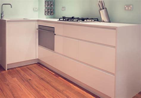 polyurethane finish for kitchen cabinets polyurethane doors classic modern white kitchen design 7519