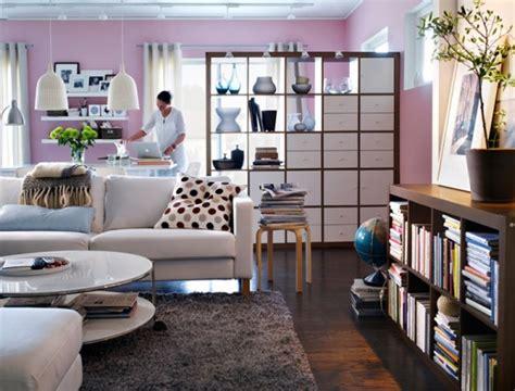 Wohnzimmer Design Ideen Ikea Raumteiler Schrank