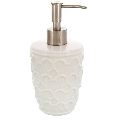 disney bath accessories mickey icon soap dispenser